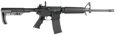 Eagle-15 Mission First Tactical .223 Wylde 16 Inch Barrel 6 Position Mission First Tactical BMS Stock 30 Round