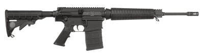 AR-10 Defensive Sporting Rifle .308/7.62x51mm 16 Inch Threaded Barrel 5/8x24 TPI Black 20 Round