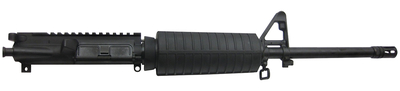 .300 AAC Blackout Complete Upper With Standard Handguards 16 Inch Barrel WASP Finish