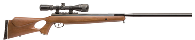 Trail NP XL1500 Break Bull Barrel Air Rifle .177 Caliber Synthetic Thumbhole Stock With 3-9x40mm Scope