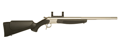 Scout V2 Single Shot .45-70 Government 25 Inch Stainless Steel Barrel Synthetic Stock Black