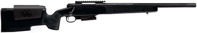 SPR Model A5M TBM .308 Winchester 20 Inch Fluted Barrel Tactical Box Magazine McMillan Stock Matte Black Finish 4 Round
