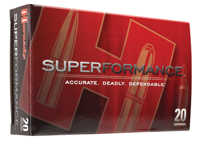 Superformance .30-06 Springfield 180 Grain GMX