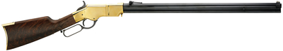 Henry Original .45 Colt 24.5 Inch Barrel Blue Finish American Walnut Stock 13 Rounds
