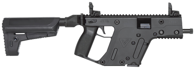 VECTOR SBR G2 9MM 5.5 BLK 17RD