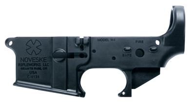 N4 Stripped Lower Receiver 5.56mm