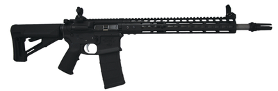 Gen III Recon 5.56mm 16 Inch Stainless Steel Barrel Bead-Blasted Finish 1/2-28 Threads NSR-13.5 Handguard Magpul STR Stock 30 Round