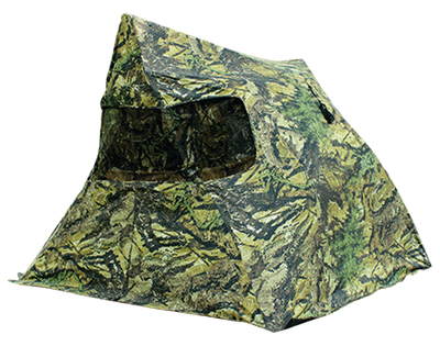 Double Bull Shack Attack Ground Blind