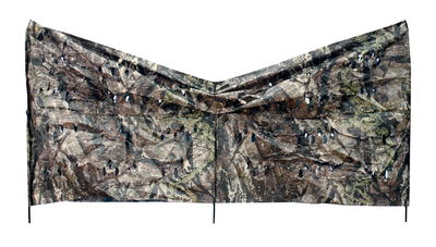 Up-N-Down Stakeout Adjustable Height Blind Ground Swat Grey Camo
