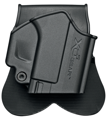 XDS Molded Paddle Holster Black
