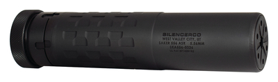 Saker ASR 556 Silencer 5.56mm 16.7 Ounces Multiple-Style Mounting - All NFA Rules Apply