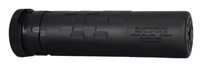Saker ASR 556K Silencer 5.56mm 14.2 Ounces Multiple-Style Mounting - All NFA Rules Apply