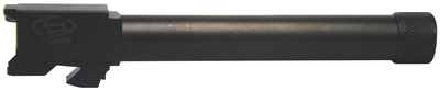 Glock 17 Threaded Barrel 9mm 5.19 Inch Black Finish With 1/2-28 TPI