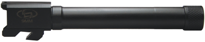 Smith & Wesson M&P Full Size Threaded Barrel 9mm 4.95 Inch Black Finish With 1/2-28 TPI