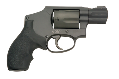 Model M&P340 .357 Magnum/.38 Special +P 1.875 Inch Barrel Matte Black Finish 5 Round