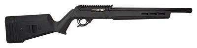 X-Ring .22 Long Rifle 16.5 Inch Threaded Barrel 1/2x28 TPI Matte Black Finish Ruger BX Trigger Magpul Hunter Stock Black Finish 10 Round