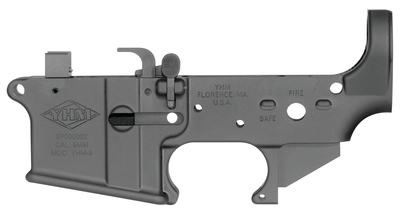9mm Lower Receiver Assembly