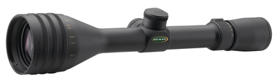 40/44 Series Riflescope 4-12x44mm Adjustable Objective Dual-X Reticle Matte Black
