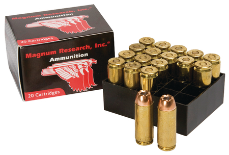 .50 Action Express 300 Grain Extreme Terminal Performance Jacketed Hollow Point