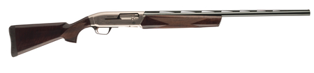 Maxus Hunter 12 Gauge 3 Inch Chamber 28 Inch Vent Rib Barrel Gloss Blue Finish Walnut Stock 4 Round