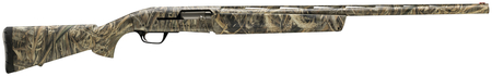Maxus Realtree Max-5 12 Gauge 28 Inch Lightweight Profile Barrel 3.5 Inch Chamber Composite Stock with Close Radius Pistol Grip Completely Finished in Realtree Max-5 Camo