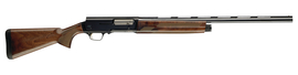 A5 Hunter 12 Gauge 3 Inch Chamber 28 Inch Vent Rib Barrel Blue Finish DS Choke Tubes Walnut Stock Gloss Finish 4 Round