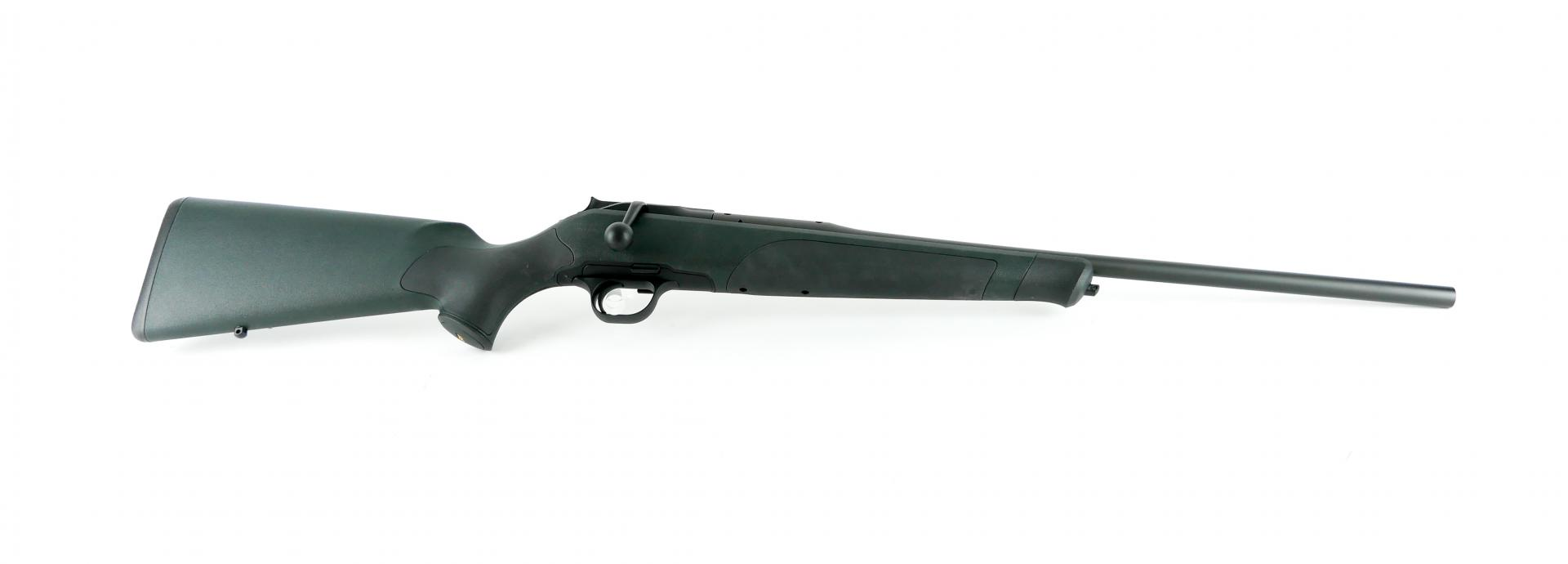 R8 Professional | 6.5 Creedmoor 22in Barrel, Straight Pull, Green Stock, Right Hand