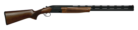 Upland Ultralight Over/Under 12 Gauge 26 Inch Barrel Blue Finish Turkish Walnut Stock 5 Choke Tubes