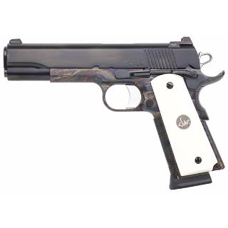 Dan Wesson Valor Special Run | 45 ACP 5 Inch Barrel Case Hardened Frame  Bone Grips 2-Dot Tritium Night Sights 8 Round