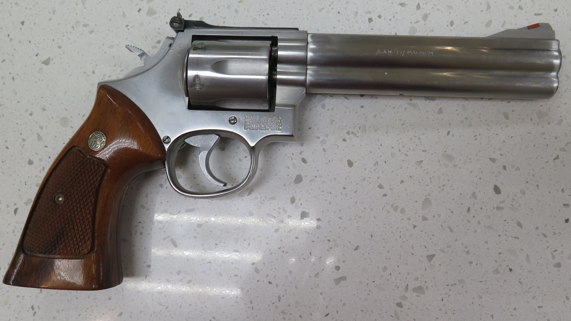 CONSIGNED Smith & Wesson 686-1 357 MAG 686-1 Revolver Buy