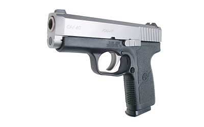 CW Series .40 Smith & Wesson Compact 3.6 Inch Barrel Black Polymer Frame Matte Stainless Steel Slide 6 Round
