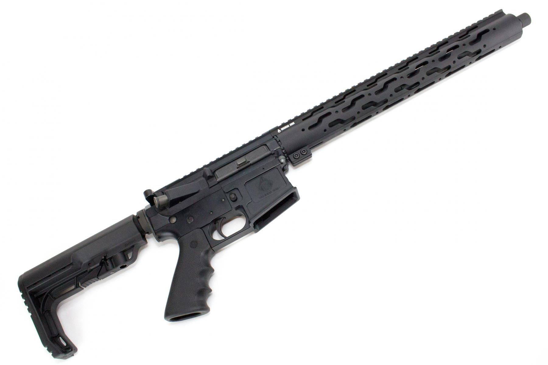 "Obsidian Arms OA-15 |300BLK 16"" Stainless Teflon Coated Barrel, Billet Matched Recievers, Hard Anodized, 15"" ""S"" S-pattern Free Float Handguard, Hogue Rubber Grip, MFT Stock"