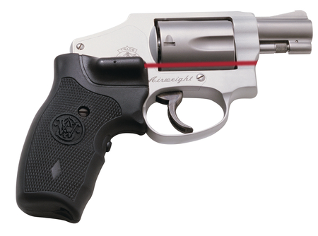 Model 642 Crimson Trace Special Edition .38 Special +P 1.875 Inch Barrel Matte Stainless Finish Double Action 5 Round