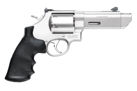 Model 629 V-Comp Performance Center .44 Magnum/.44 S&W 4 Inch Barrel Stainless Steel Adjustable Sights 6 Round
