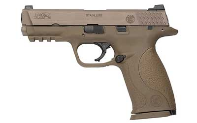 M&P Viking Tactics .40 Smith & Wesson 4.25 Inch Barrel Flat Dark Earth Finish 15 Round