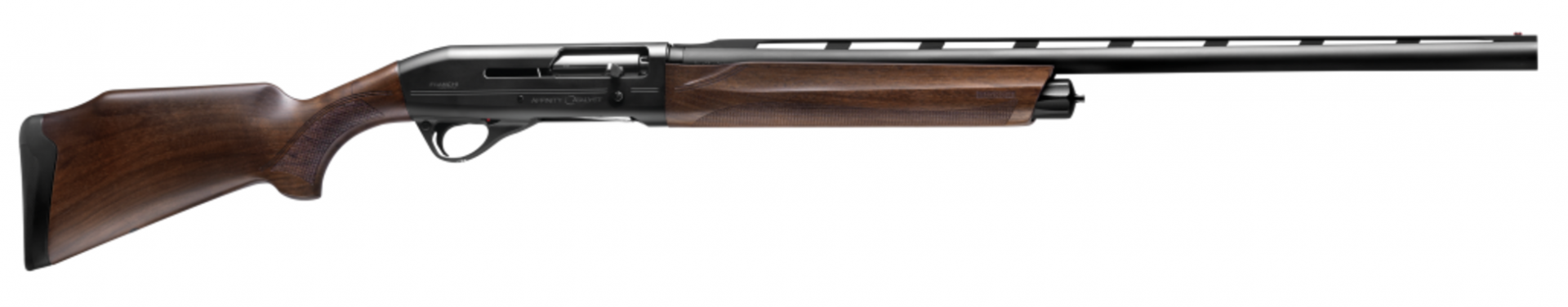 "Affinity Catalyst |12ga 28"" Barrel, 3"" Chamber, Inertia Driven Action, A-Grade Satin Walnut Stock, 13-7/8"" Length of Pull, IC, M, F Chokes and Wrench, Shim Kit, 4+1 Capacity"