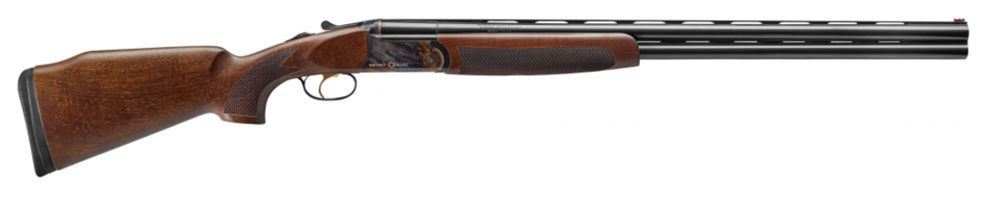 "Franchi Instinct Catalyst |12ga 28"" Barrel 3"" Chamber A-Grade Satin Walnut 13.875"" LOP Red Fiber Front Sight Color Case Hardened Receiver Includes IC, M, F Chokes, 7.2 Lbs"