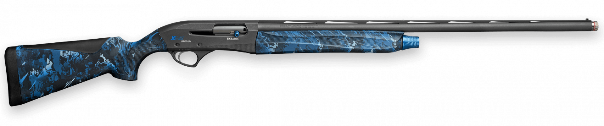 "Fabarm XLR Gryphon Sporting Limited Edition | 12 Ga, 30"" Barrel, Viper Urban Blue"