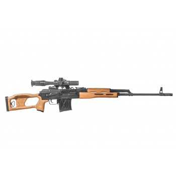 PSL54, Semi-automatic Rifle, 7 62x54R, 24 4