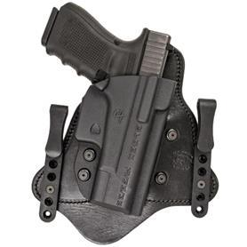 "MTAC™ IWB Hybrid Holster P365XL RIGHT HAND 1.5"" Standard Black Clips"