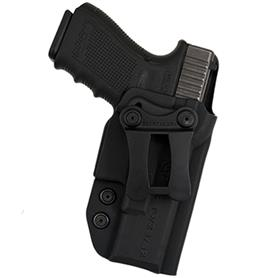 Infidel Max Holster - Glock 42 - Right - 1.5 inch - Infidel Belt Clip