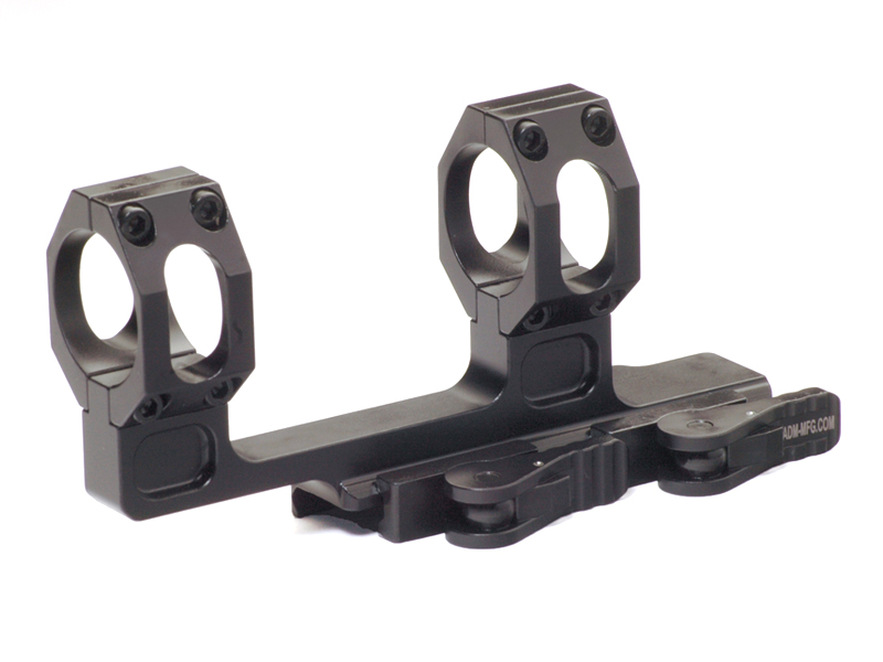 AD-Recon Dual Quick Release 30mm Scope Mount, High Height