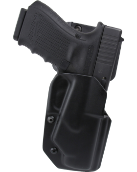 Blade-Tech Black Ice Holster |CZ SP-01 Shadow (Right Hand) D/OS Drop Offset Tek-Lok Attachment