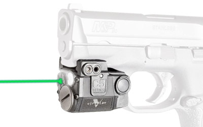 C Series Universal Green Laser with Tactical Light C5L