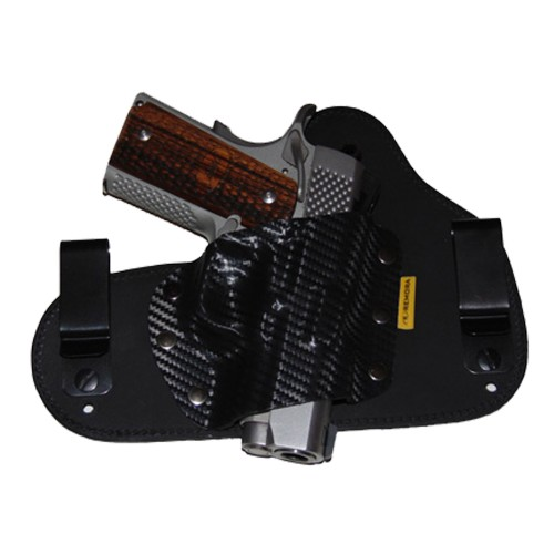 Kydex Dual Clip Holster for Sig P238 Black Right Hand
