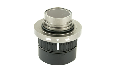 Signature 30X Wide Angle Fixed Power Eyepiece SCR Mil Reticle