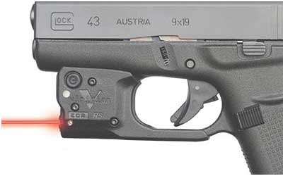 Reactor R5-R Red Laser for Glock 43