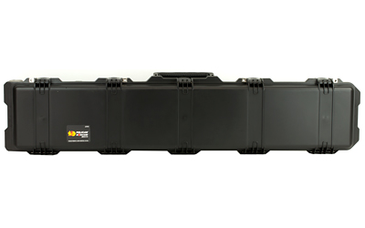 "IM3410, Rifle Case, Black, Hard, 57.74"" x 12.71"" x 6.67"" IM3410-00001"