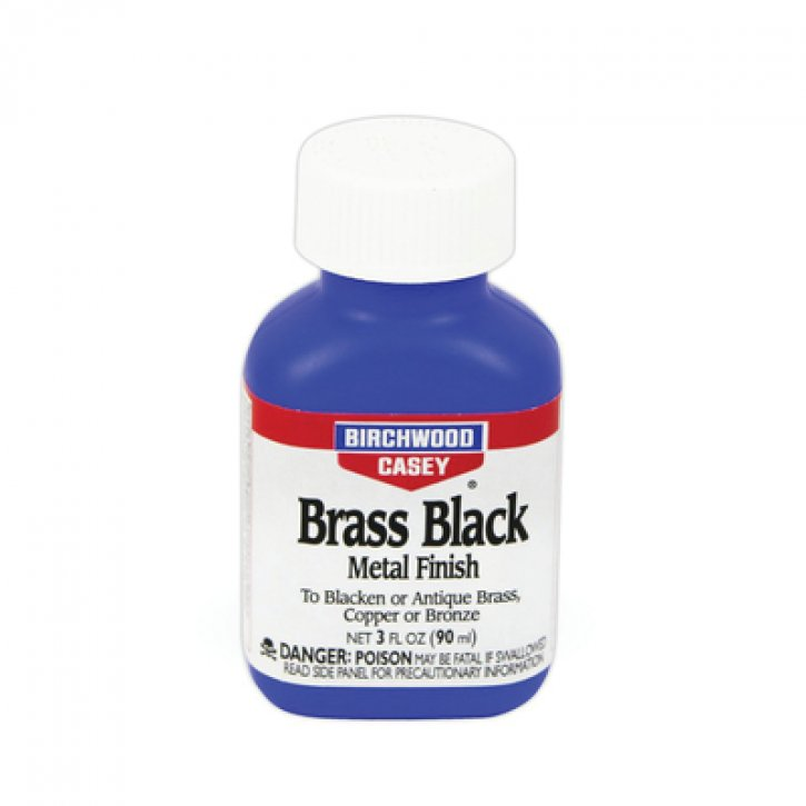 Brass Black Touch-Up 3 Ounce