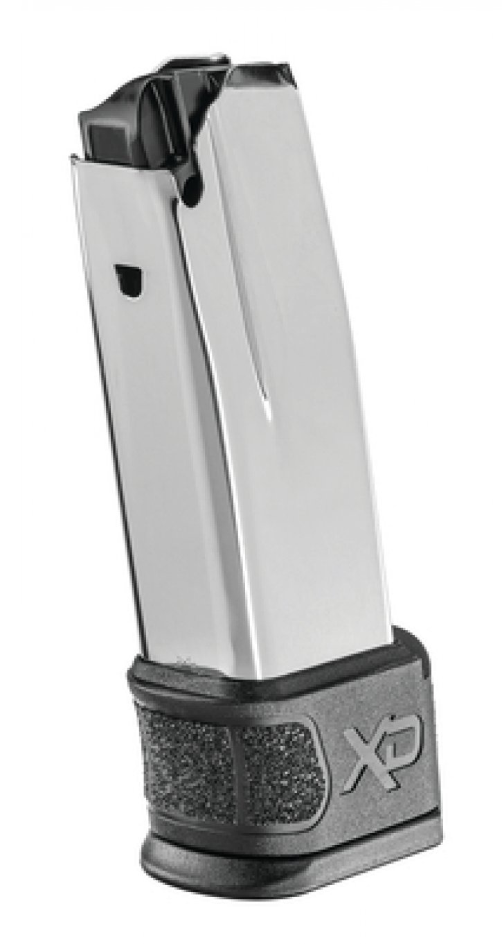Springfield Armory 706397901745 XDG0940BS Magazine With Sleeve For Mod 2 .40 S&W 10 Round Stainless Steel